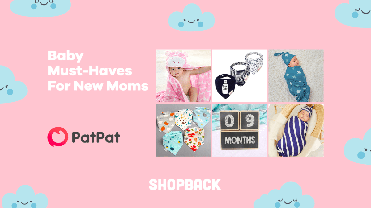 Six Baby Must-Haves For First-Time or Soon-To-Be Moms
