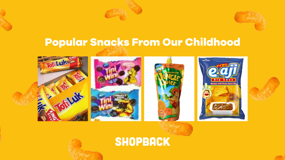 10 Filipino Childhood Snacks From the Early 2000s That Will Give You Major Nostalgia