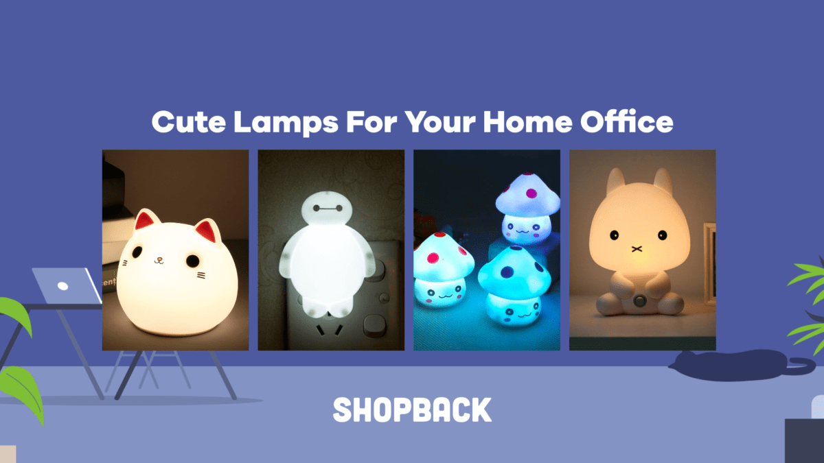 These Cute and Affordable Lamps Will Boost Your WFH Productivity
