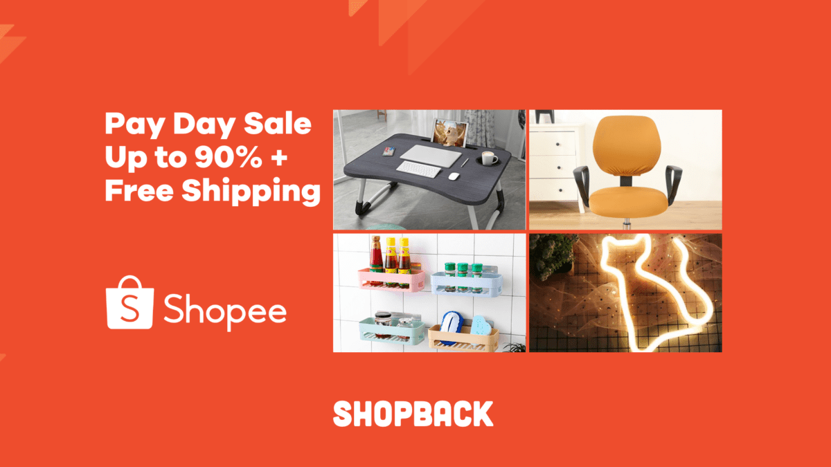 10 Things You'll Probably Be Glad You Bought During the Shopee Pay Day Sale