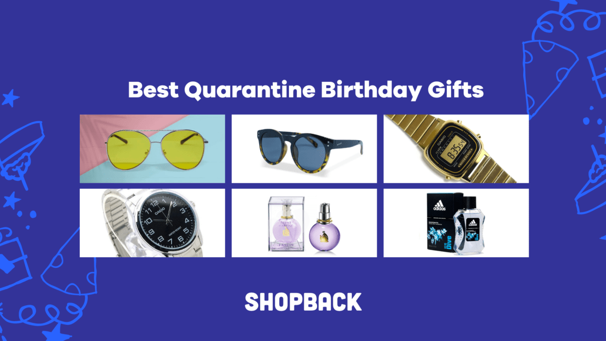 Here Are the Best Birthday Gifts to Send to Your Loved Ones in Quarantine