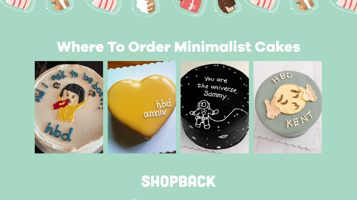 LIST: Where to Order Korean-Style Minimalist Cakes in Manila