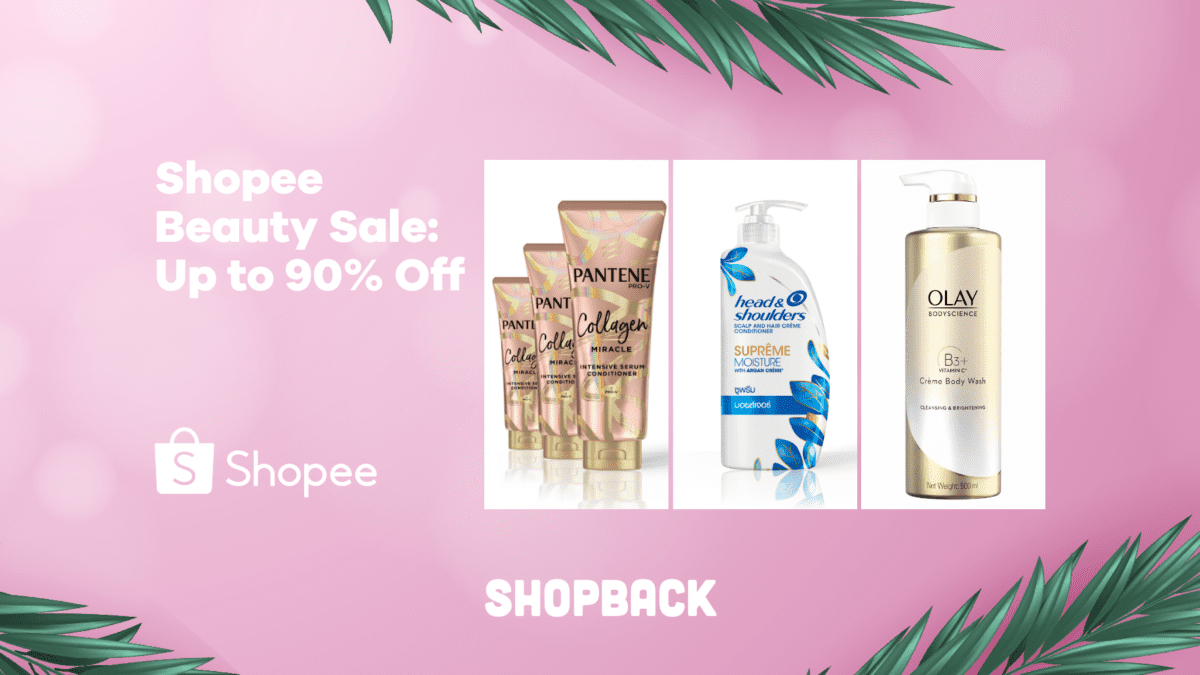 Shopee Sale: 6 Reliable Beauty Products That Are Worth Checking Out