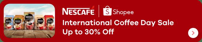 international coffee day sale shopee