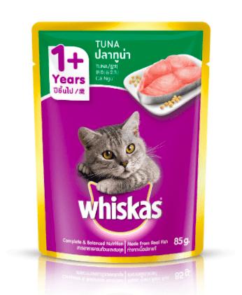 whiskas shopee