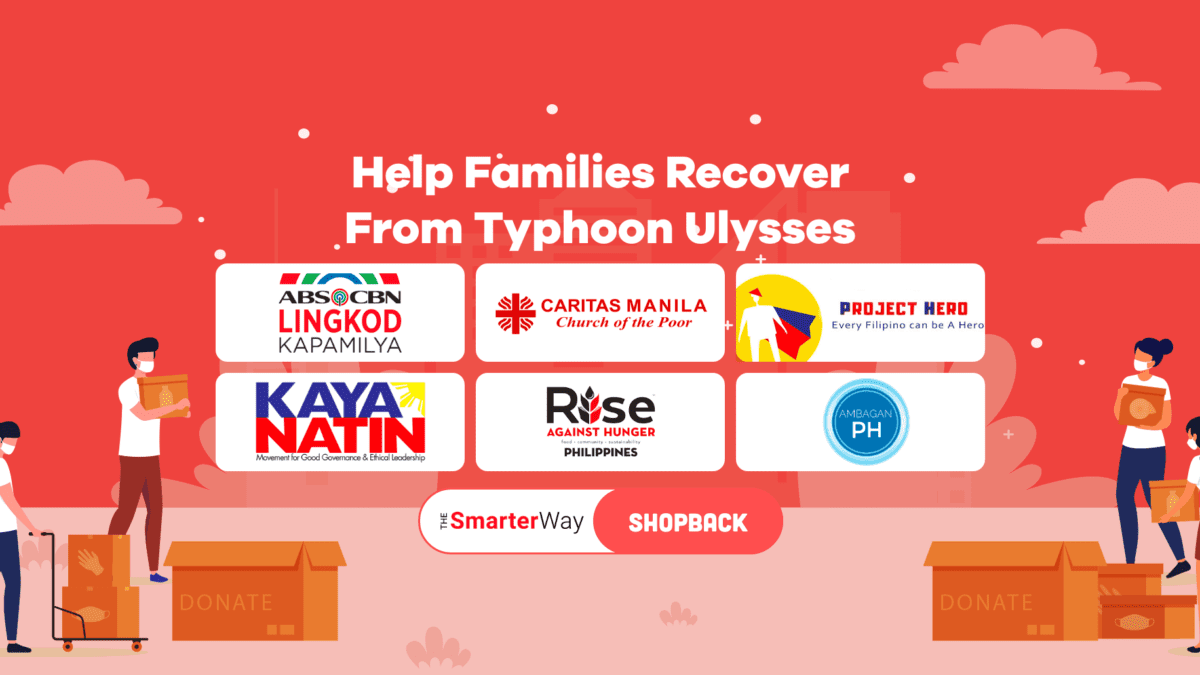 LIST: Where to Give Donations for the Victims of Typhoon Ulysses