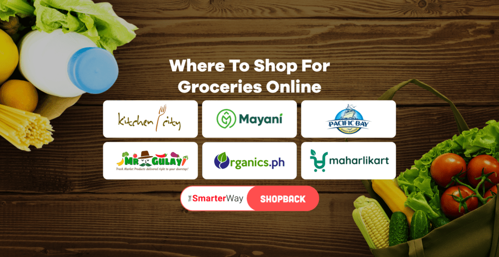where to shop for groceries online