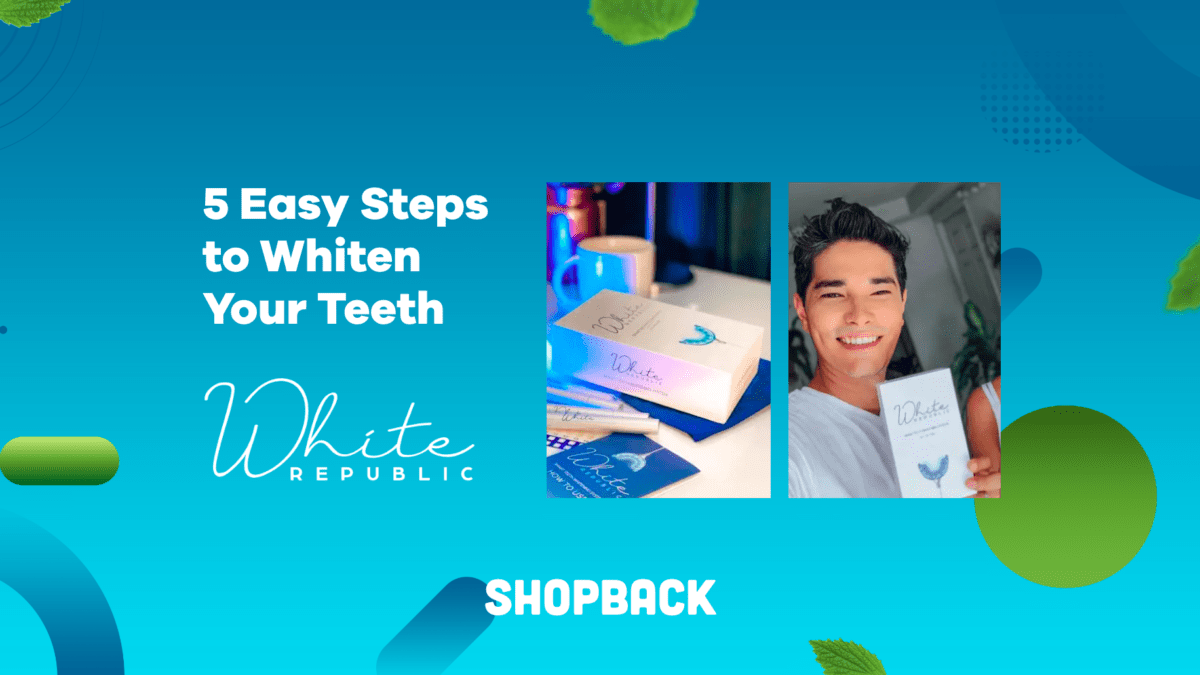 5 Easy & Trouble-Free Ways To Whiten Your Teeth at Home