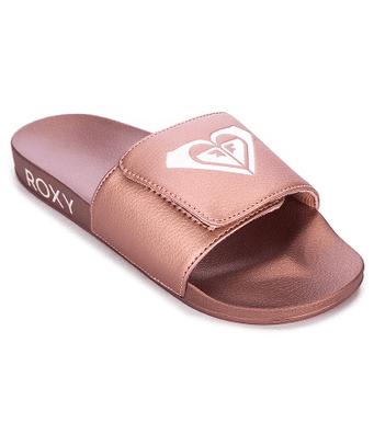 roxy slides zalora slippers