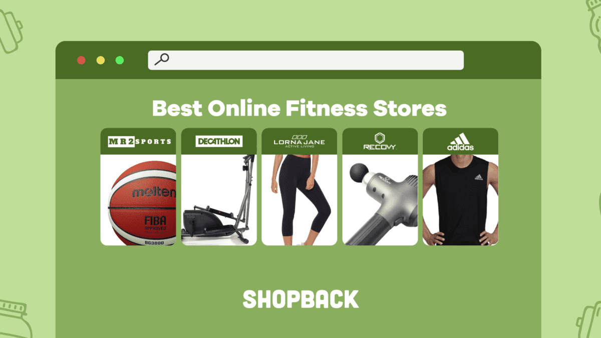 7 Online Stores That Deliver All Your Fitness Needs