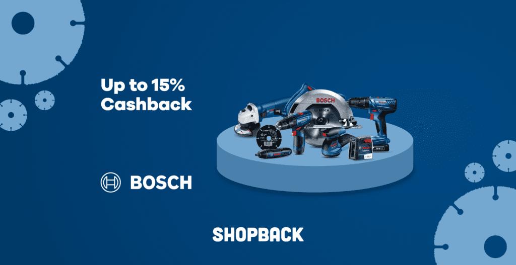 bosch tools shopback