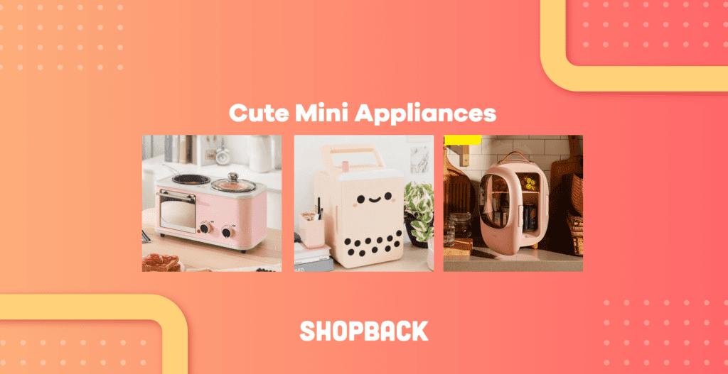 cute small mini appliances
