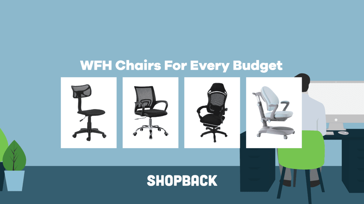 Spruce up your workspace with these WFH chairs for every budget