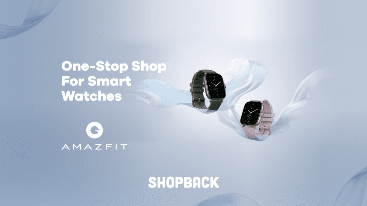 Here's Why Amazfit Is Your One-Stop Shop For Smartwatches