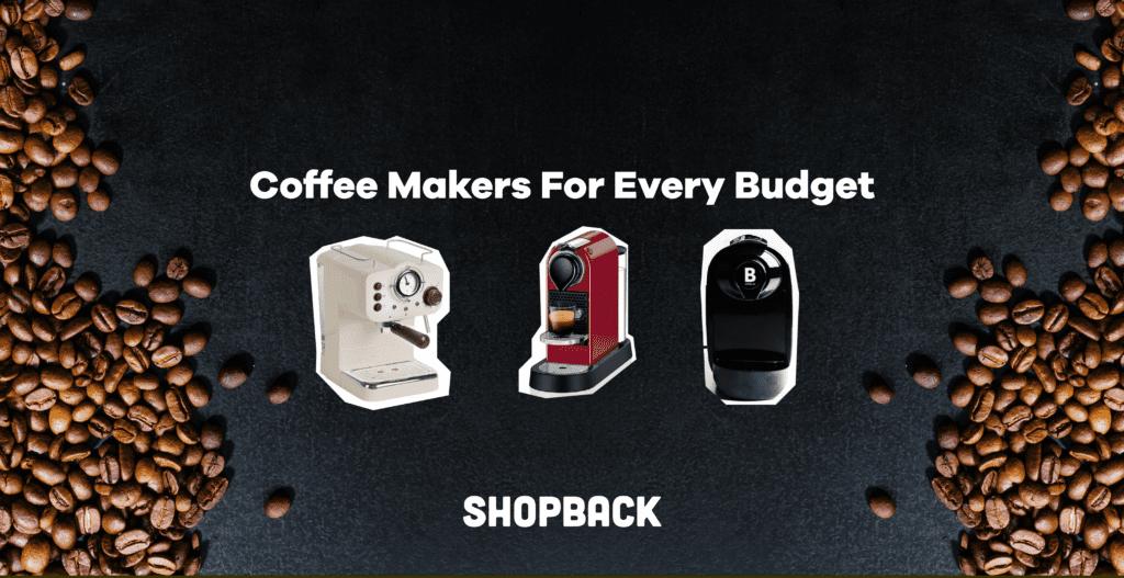 cute coffee makers coffee machine
