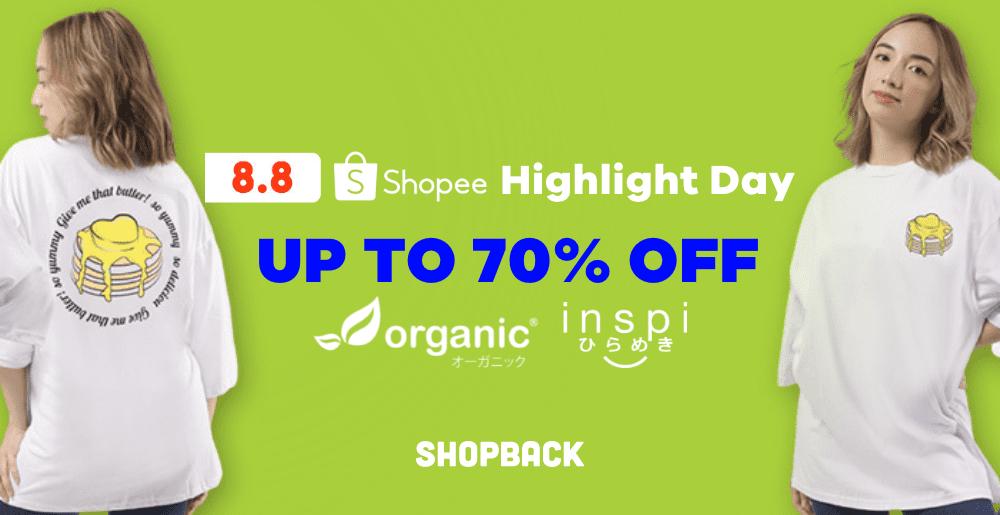 inspi organic shopee sale