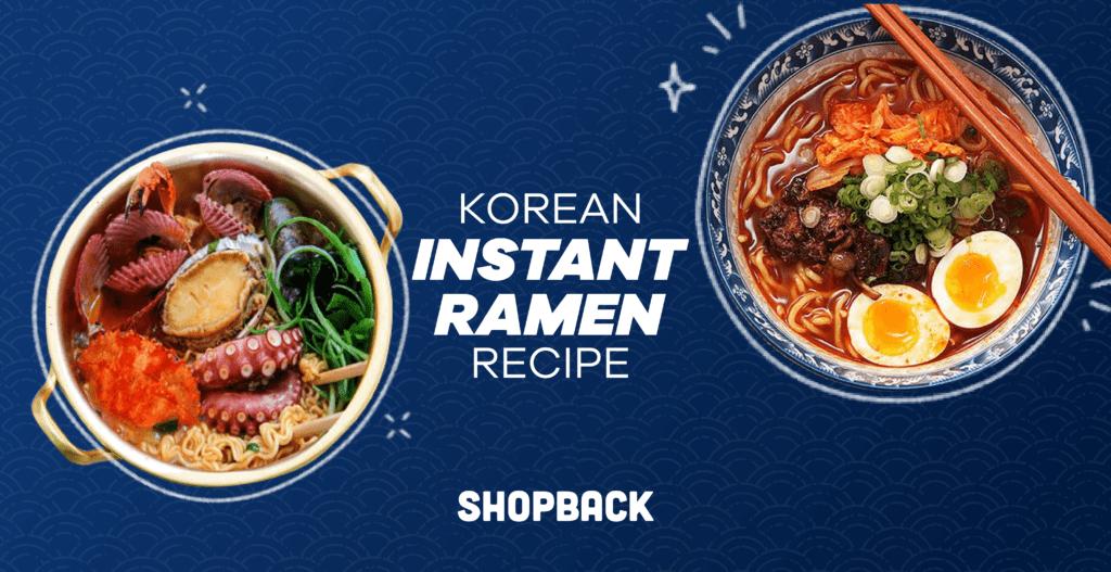 korean ramen recipe