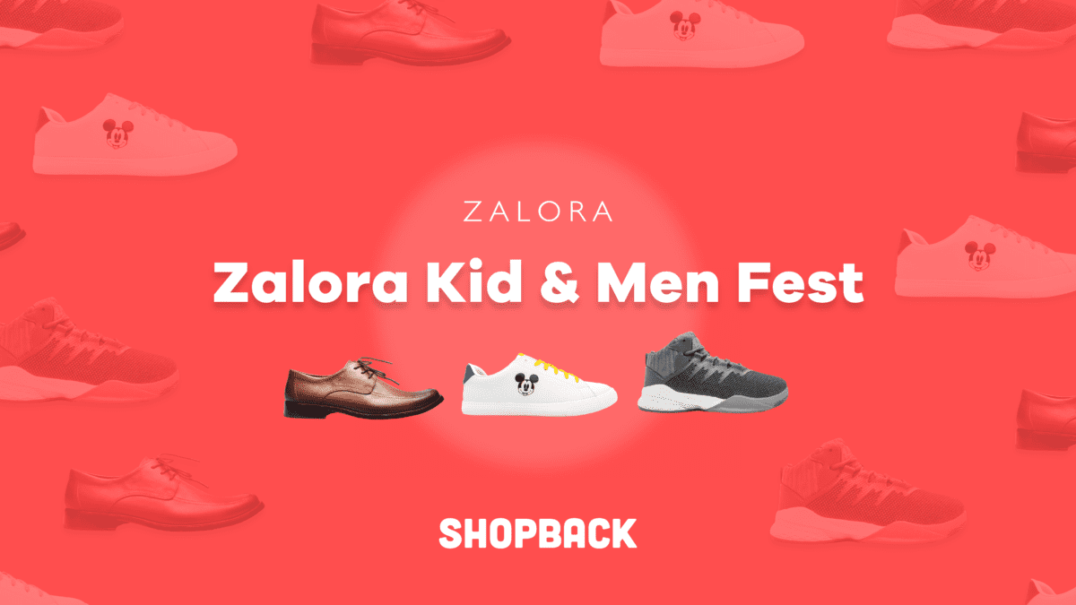 The Best Sneakers To Buy During Zalora's Kid & Men Fest