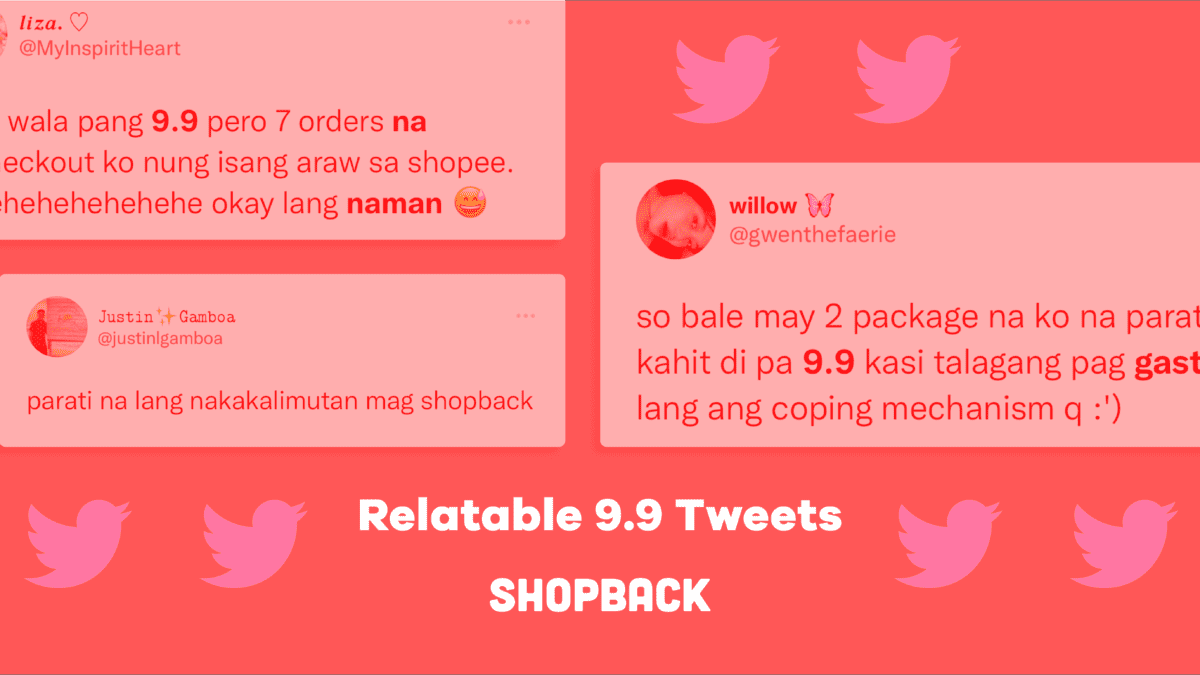 Funny 9.9 SALE Tweets That Will Make You LOL