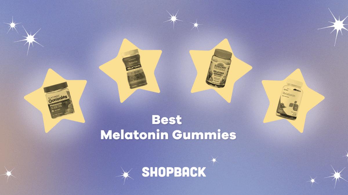 LIST: Best Melatonin Gummies To Help You Fall Asleep