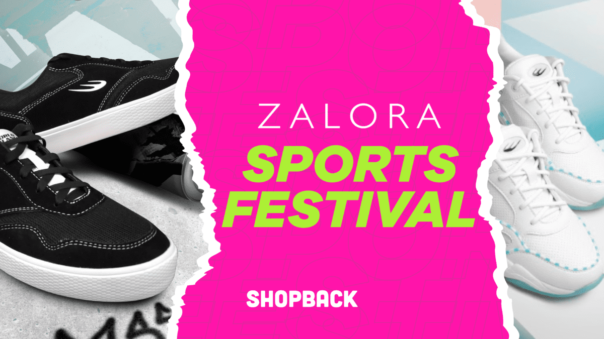 Zalora Sports Fest: Stylish Sneakers To Level Up Your Home Workout