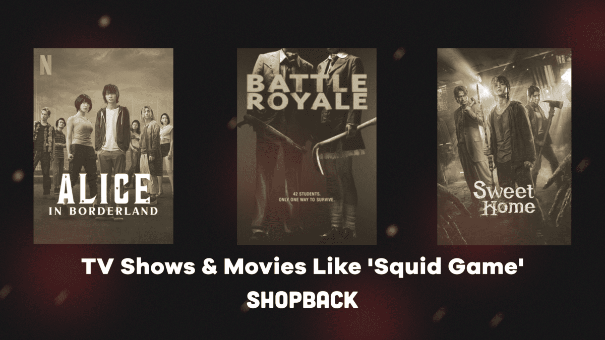 LIST: TV Shows & Movies Like 'Squid Game' To Stream Right Now