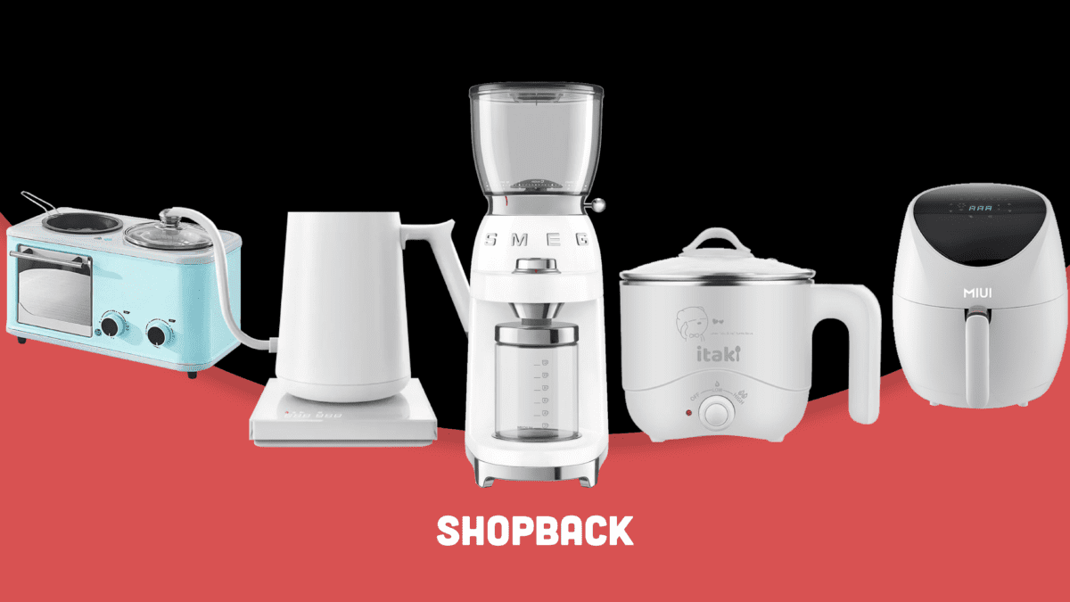 LIST: Five Aesthetic Small Appliances For Your Kitchen