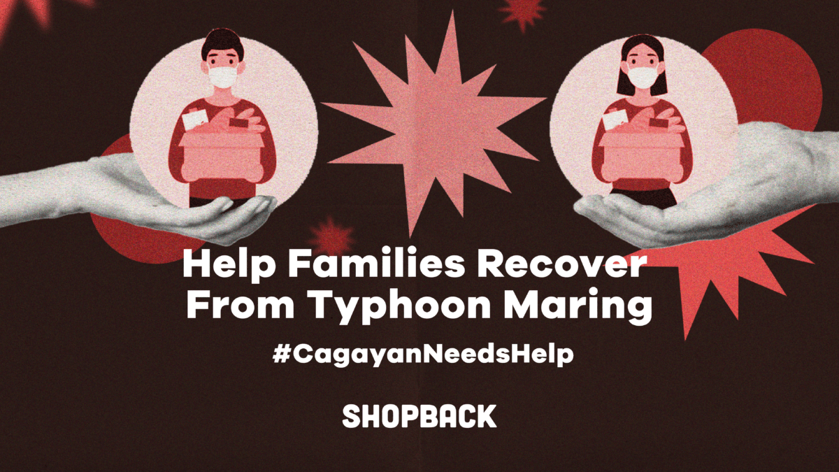 LIST: Where to give donations for the victims of Typhoon Maring