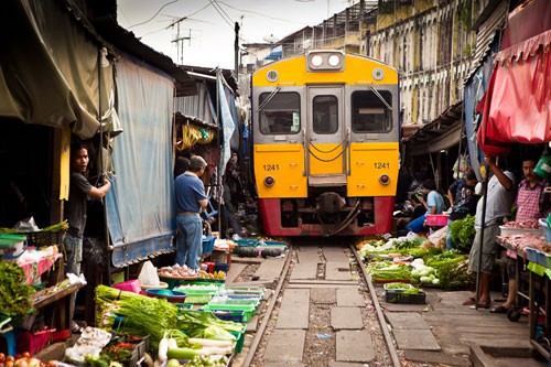 WTF Bangkok?! Our 3-Day Tour Under SGD 500 on The Weird Side of The City!
