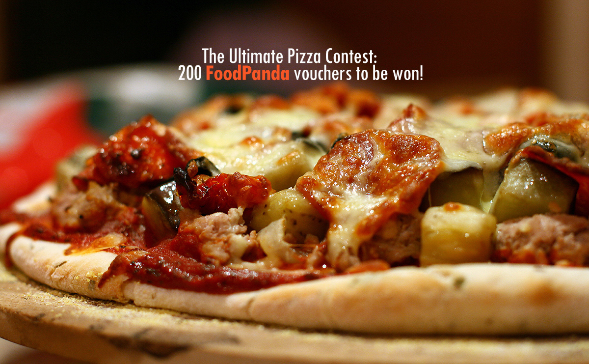 The Ultimate Pizza Contest: First 200 Correct Answers Win FoodPanda Vouchers!