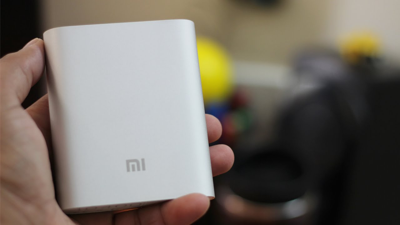 Xiaomi's 10,400mAh Mi Power Bank Review: Taking The World By Storm For Less Than SGD20!