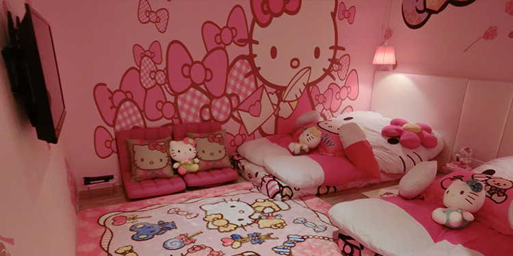 How To Have The Ultimate Hello Kitty Experience Of A Lifetime