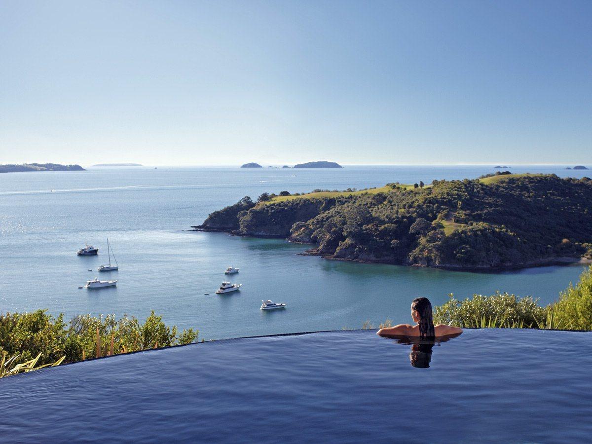 Romantic Destinations - Waiheke Island, New Zealand