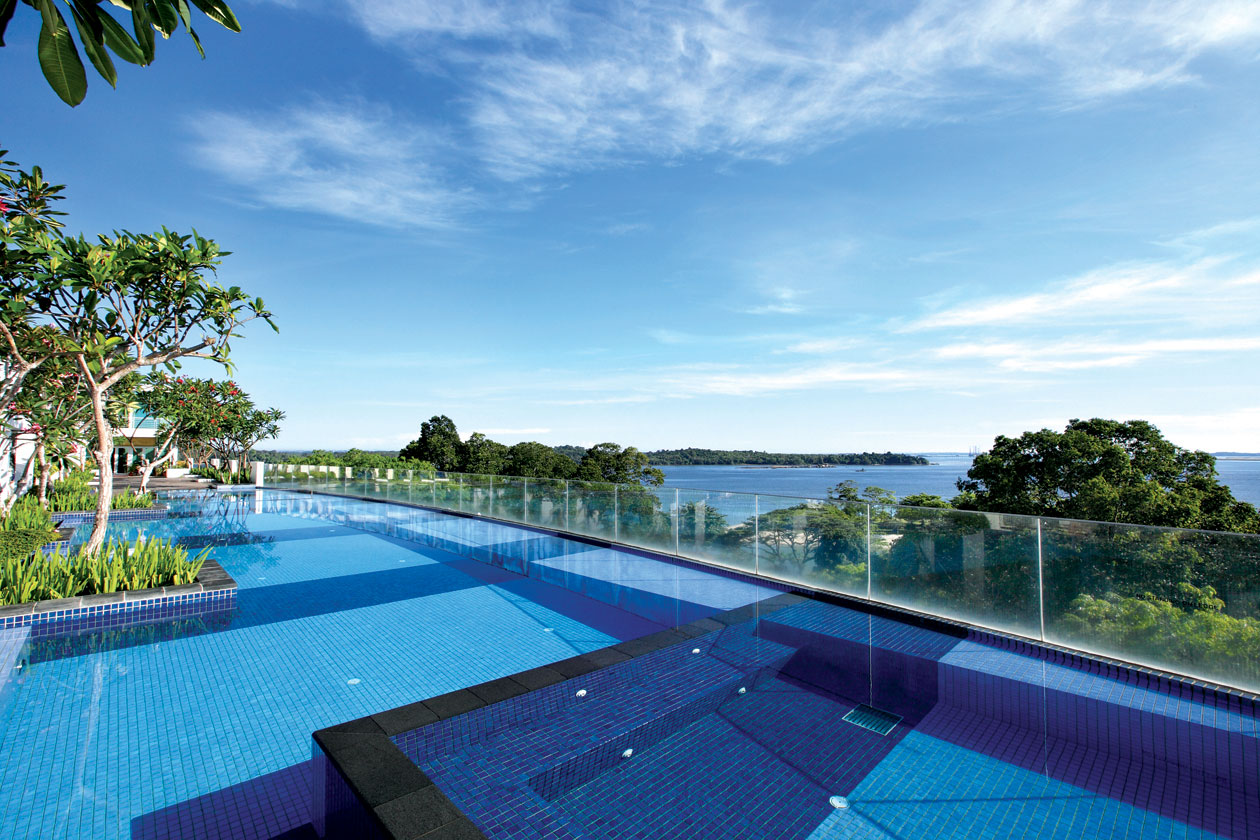 Agoda 5 Stunning Infinity Pools Besides Mbs In Singapore