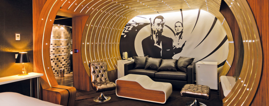 5 Quirky Themed Hotel Rooms Found On Hotels.com