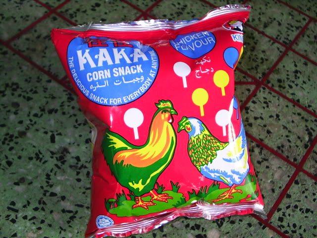 Kaka Corn Snack