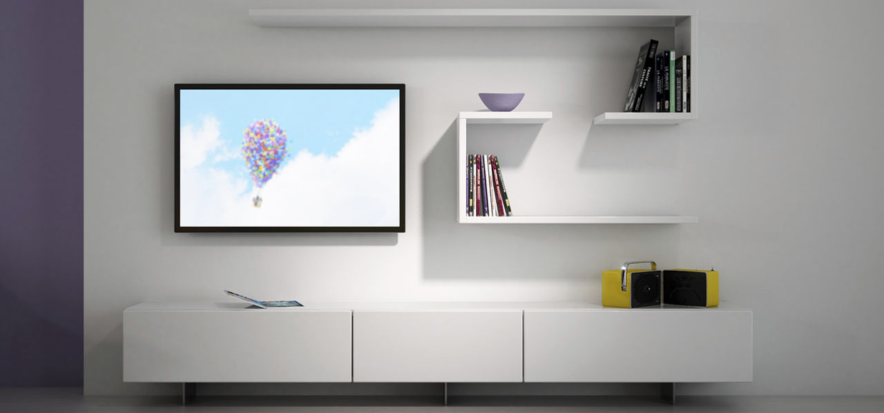 Hdb friendly items and ideas to ensure that you never for Cool tv wall mounts