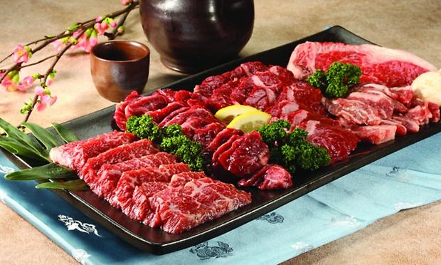 korean bbq buffet 2