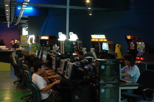 lan gaming
