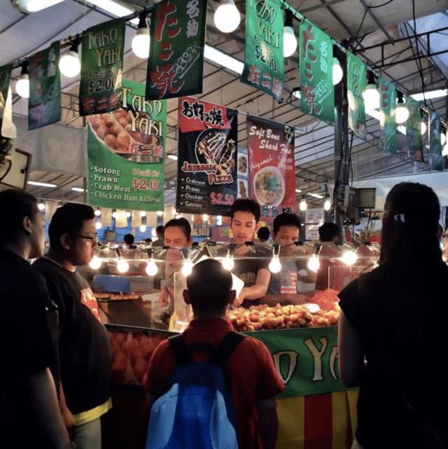 pasar malam singapore