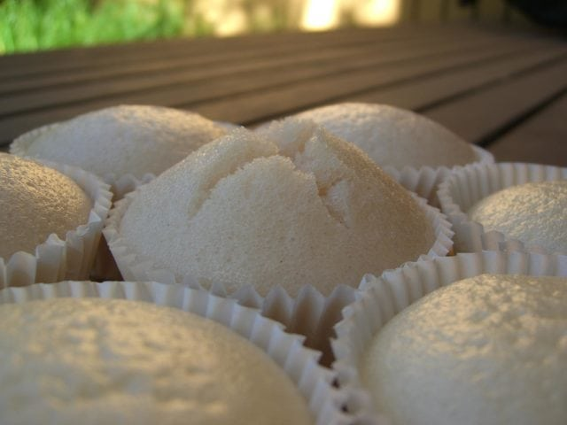steamed rice cakes