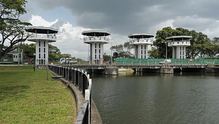 Kranji Dam Park