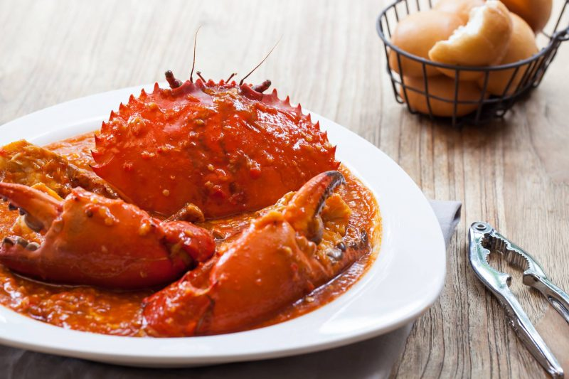 Red House Seafood Chilli Crab