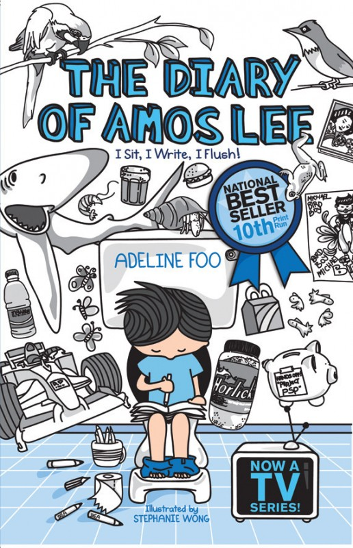 The Diary of Amos Lee (Adeline Foo)