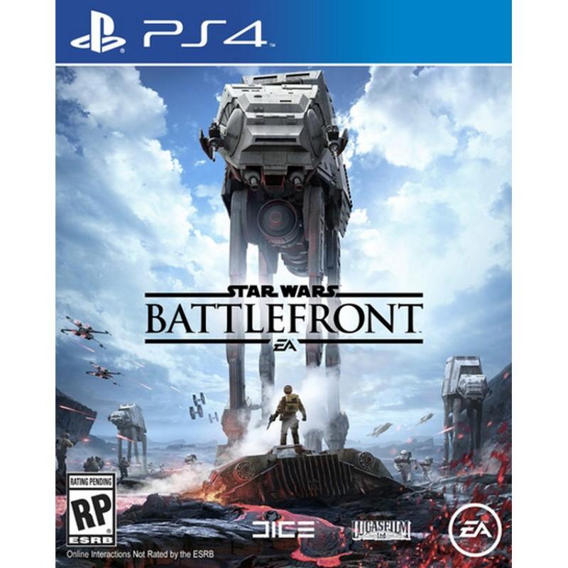 PS4 Star Wars: Battlefront / R3