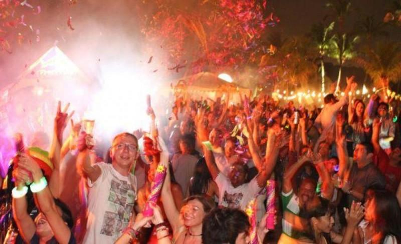 Tanjong beach club nye party