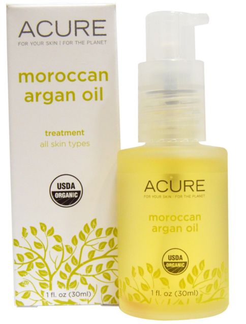 Acure Organics, Moroccan, Argan Oil Treatment, All Skin Types, iHerb