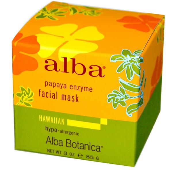 Alba Botanica, Facial Mask, Papaya Enzyme, iHerb