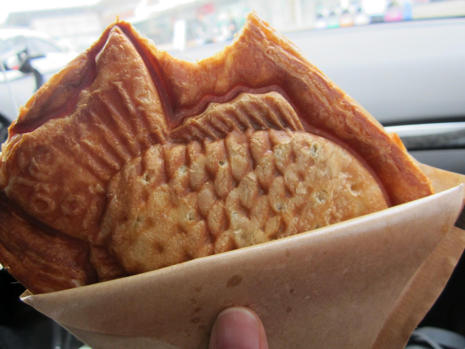 Goldfish Bread Boong Uh Bbang