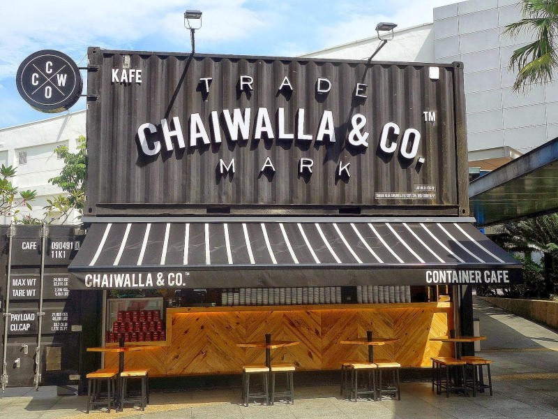 chaiwalla and co Container cage Johor Bahru Malaysia